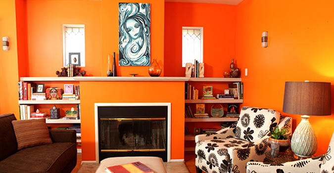 Interior Painting Services in Vancouver